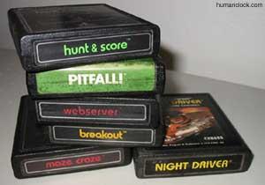 Atari Cartridges
