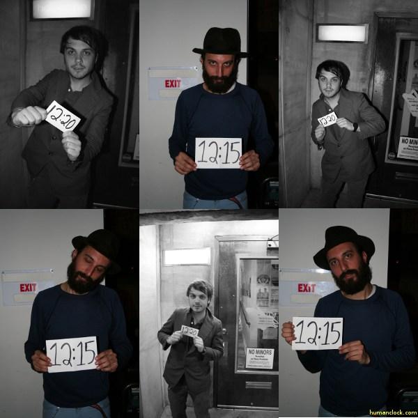 Herman Dune - Humanclock.com photos