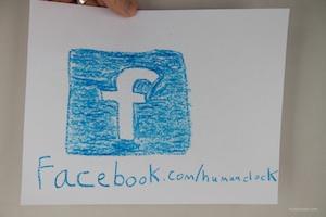 Humanclock on Facebook