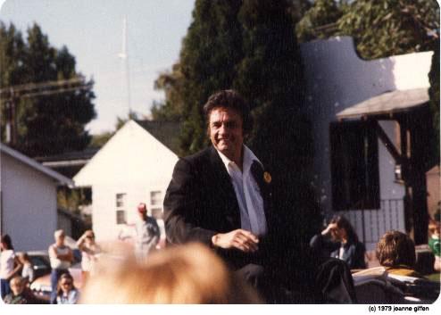 Johnny Cash in Yakima, WA