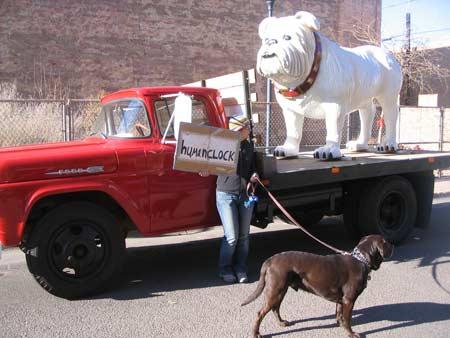 humanclock in Winslow, AZ